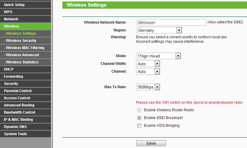 tp link wlan router als repeater einrichten